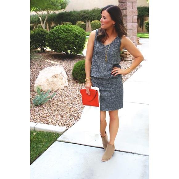 Lou & Grey Dresses & Skirts - LOFT Lou & Grey Sleeveless Tank Dress